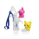 маска детская и взрослая, загубник, насадка для носа, фильтры(5 шт.), детская игрушка-насадка на распылитель