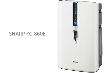 SHARP KC-860E